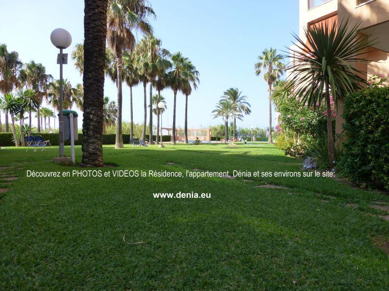 Jardim Locação Apartamentos 101883 Dénia