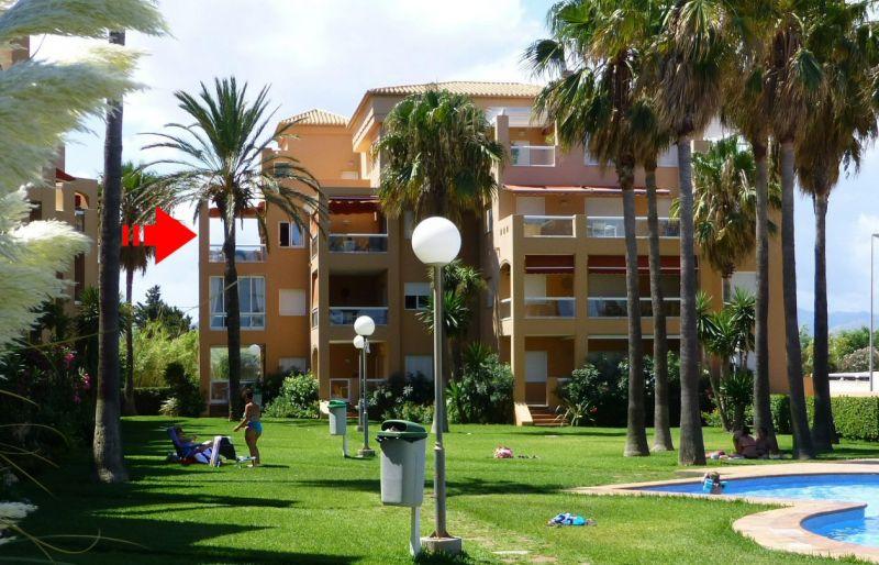 Locação Apartamentos 101883 Dénia