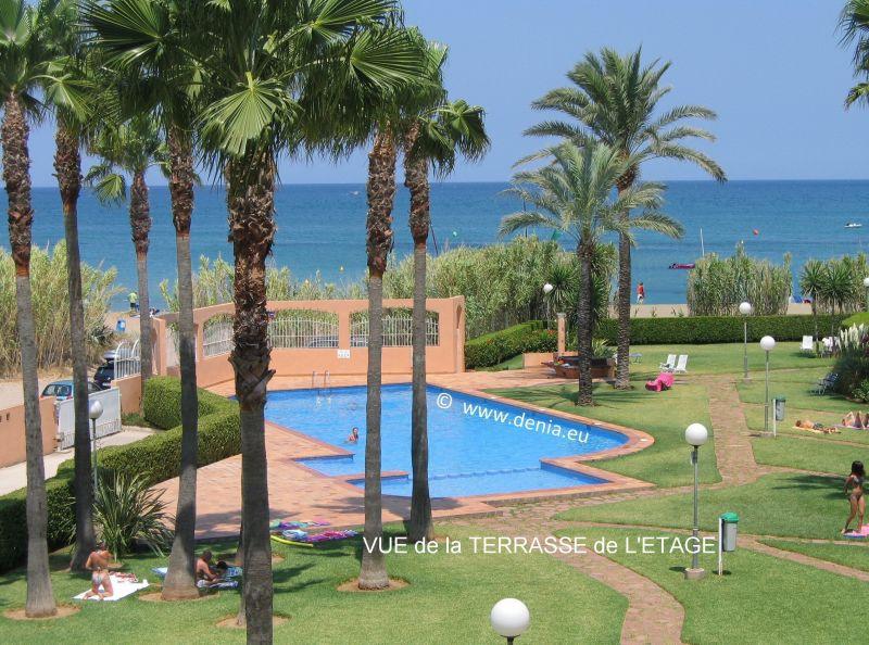 Vista do terraço Locação Apartamentos 101883 Dénia