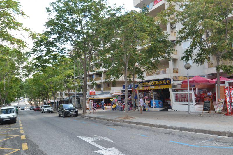Vista dos arredores Locação Apartamentos 109519 Salou