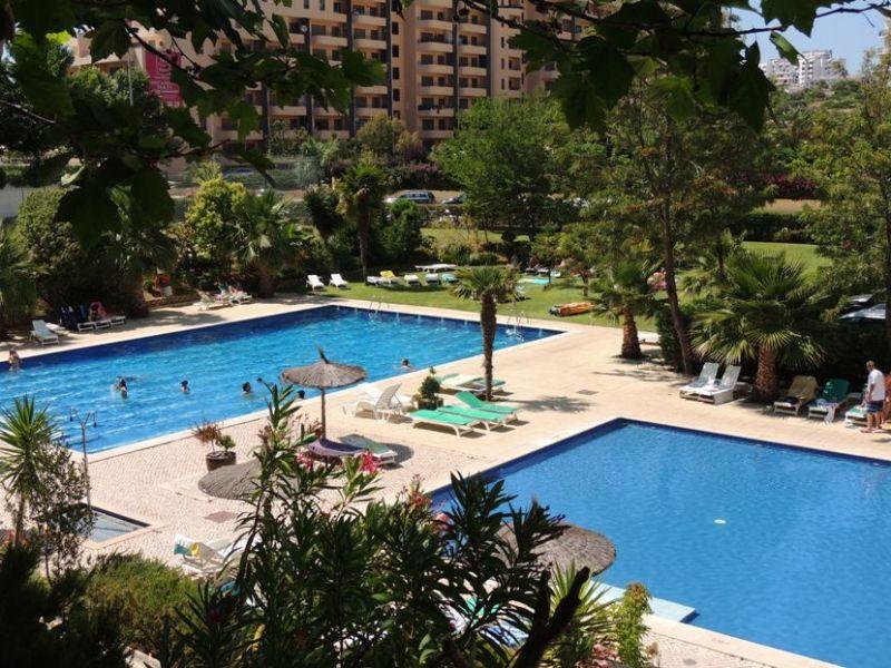 Piscina Locação Apartamentos 109923 Praia da Rocha