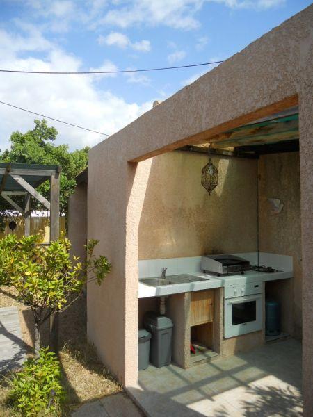 Cozinha de verão Locação Casa 111589 Bonifacio