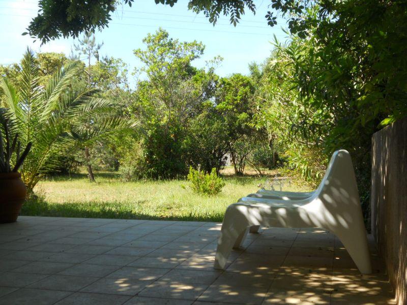Vista do terraço Locação Casa 111589 Bonifacio