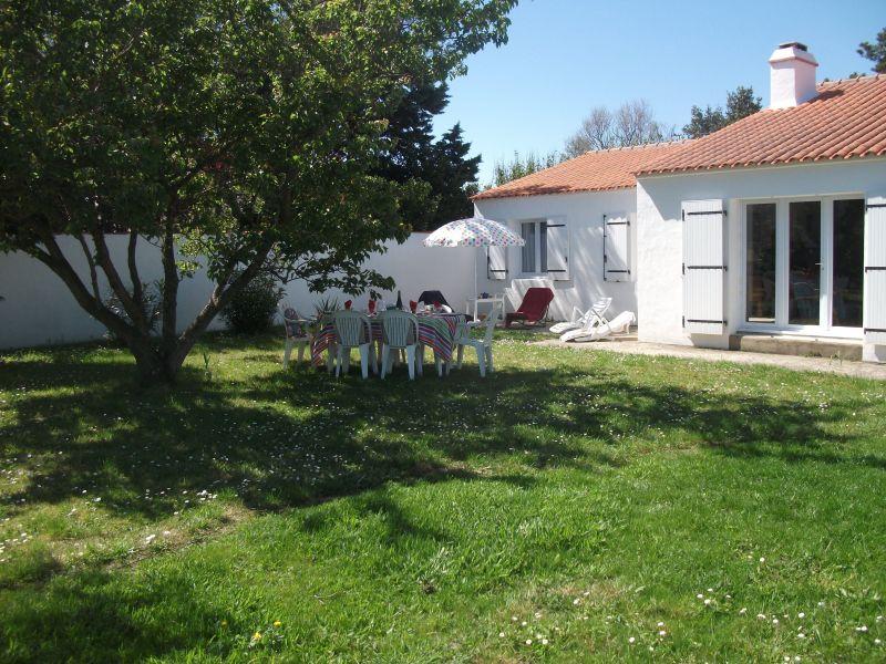 Vista exterior do alojamento Locação Vivenda 113645 La Guérinière