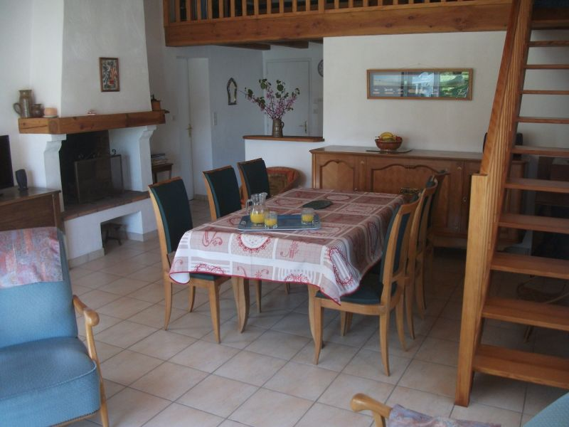 Sala de estar Locação Vivenda 113645 La Guérinière