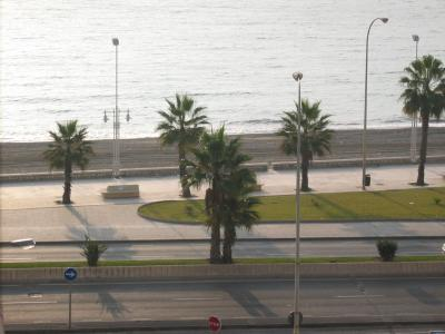 vista da varanda Locação Apartamentos 64495 Málaga