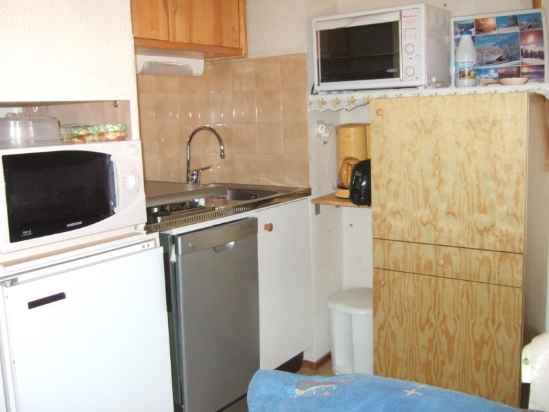 Canto cozinha Locação Apartamentos 67158 La Toussuire