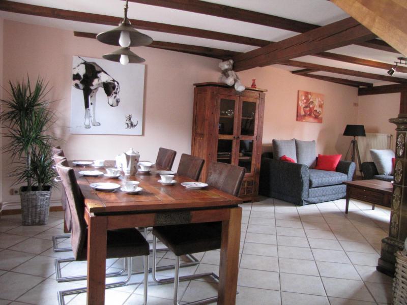 Sala de jantar Locação Apartamentos 79825 Ribeauvillé