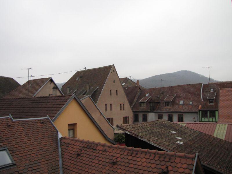 Vista desde do alojamento Locação Apartamentos 79825 Ribeauvillé