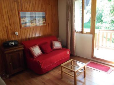 Sala de estar Loca��o Apartamentos 80750 Montchavin les Coches