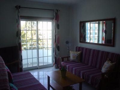 Sala de estar Locação Apartamentos 83166 Monte Gordo