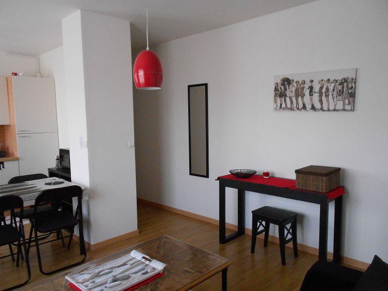 Sala de estar Locação Apartamentos 86206
