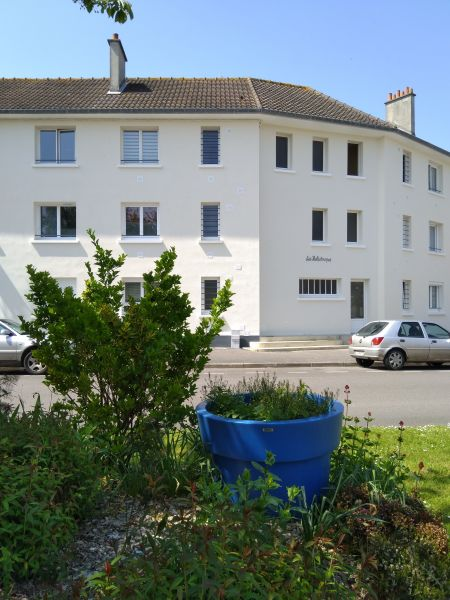 Vista exterior do alojamento Locação Apartamentos 86206