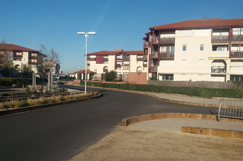 Vista exterior do alojamento Locação Apartamentos 94324 Hossegor