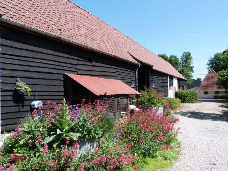 Vista exterior do alojamento Locação Casa de turismo rural/Casa de campo 102225 Sangatte/Blériot-Plage