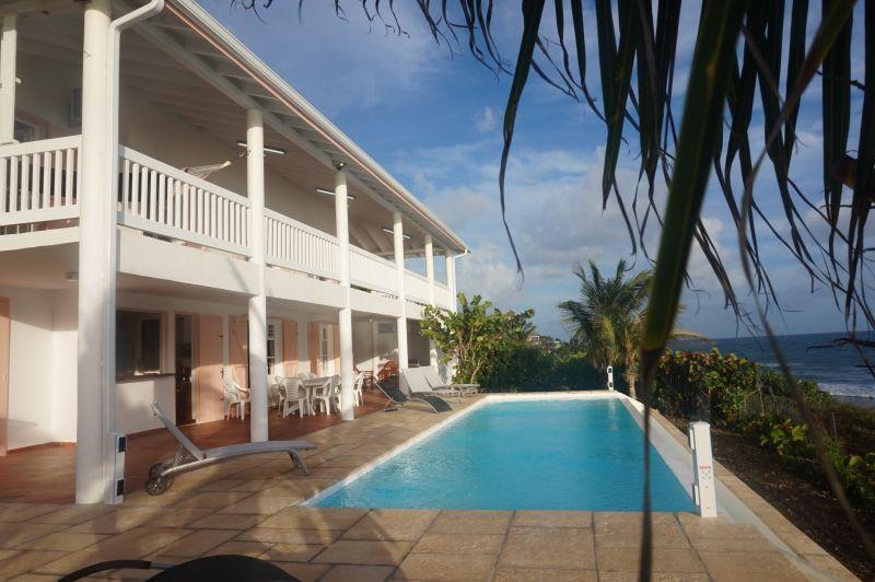 Vista exterior do alojamento Locação Vivenda 102539 Saint Francois