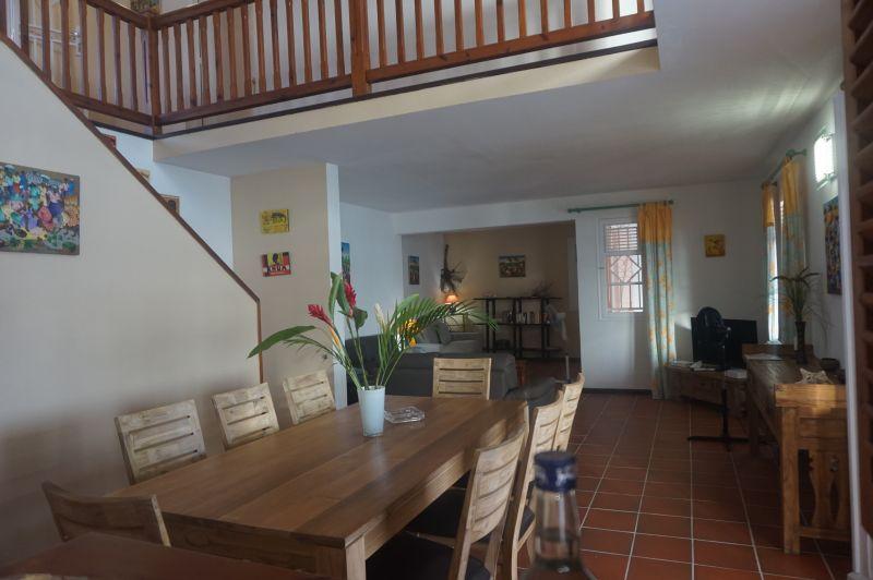 Sala de jantar Locação Vivenda 102539 Saint Francois