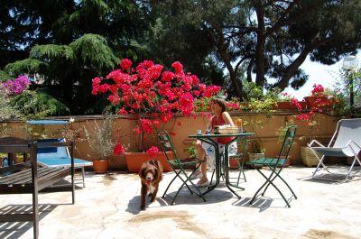 Jardim Locação Estúdio 112086 Roma