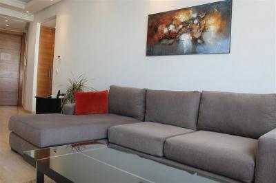 Sala de estar Locação Apartamentos 69947 Casablanca