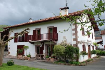 Vista exterior do alojamento Loca��o Casa de turismo rural/Casa de campo 71727 Saint Jean Pied de Port