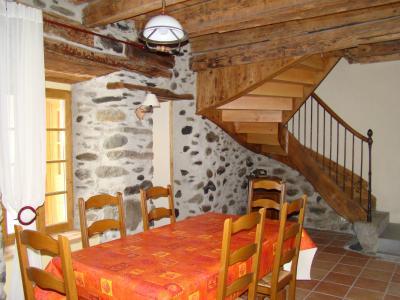 Sala de jantar Loca��o Casa de turismo rural/Casa de campo 72319 Saint Lary Soulan
