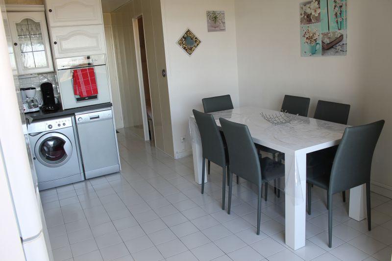 Canto cozinha Locação Apartamentos 95210 Cap d'Agde