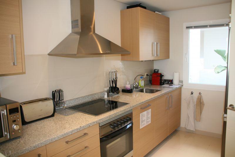 Cozinha independente Locação Apartamentos 108014 Estepona