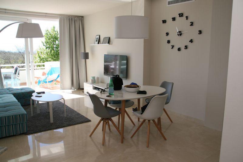 Sala de jantar Locação Apartamentos 108014 Estepona