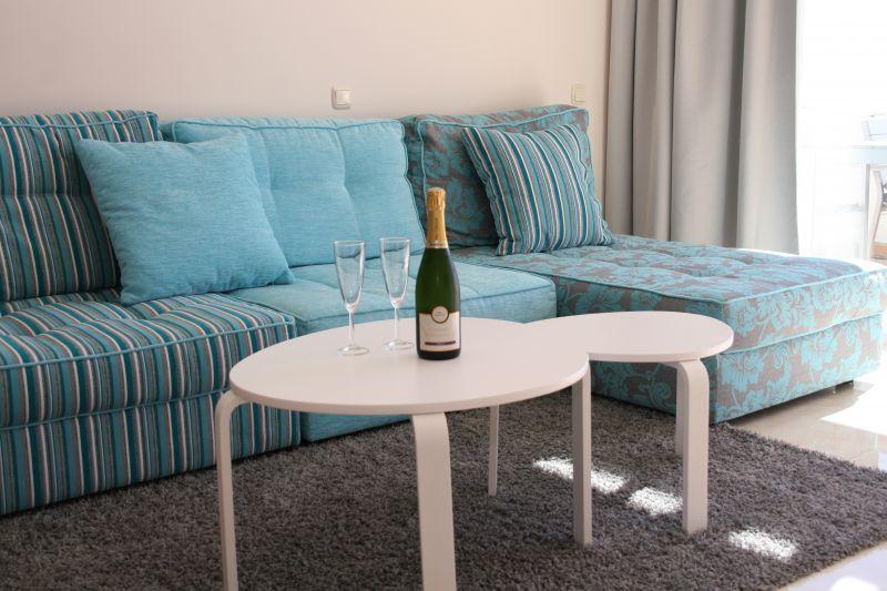 Sala de estar Locação Apartamentos 108014 Estepona