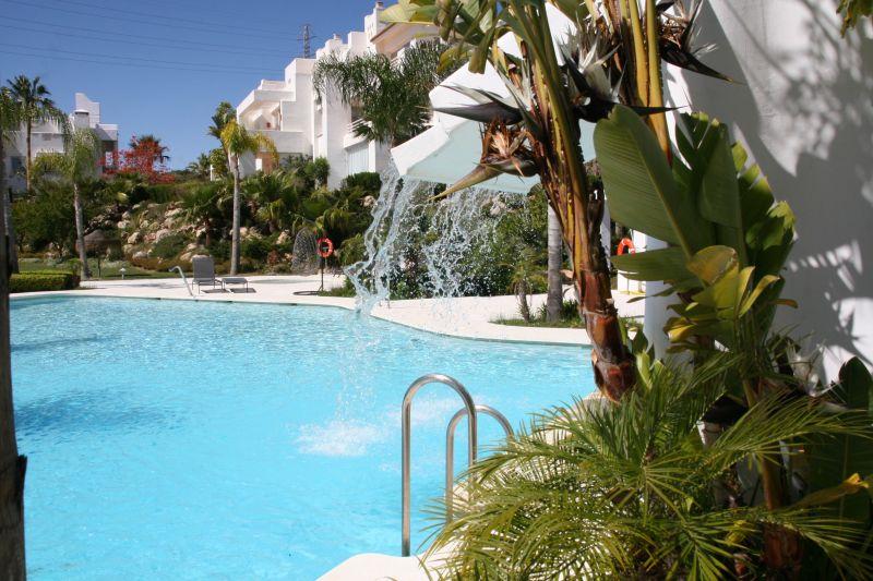 Piscina Locação Apartamentos 108014 Estepona