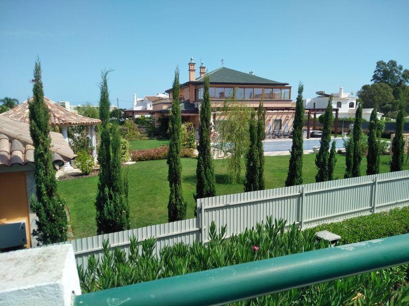 Vista desde do alojamento Locação Apartamentos 112861 Albufeira