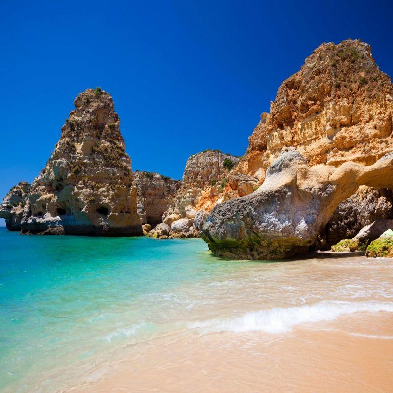 Praia Locação Apartamentos 112861 Albufeira