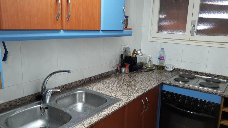 Cozinha de verão Locação Apartamentos 118956 Salou