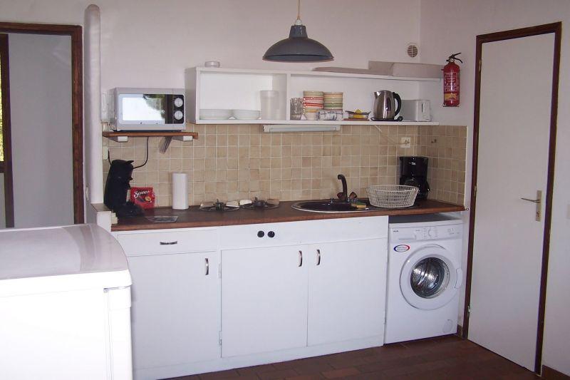 Cozinha de verão Locação Vivenda 81700 Porto Vecchio