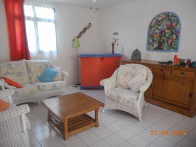 Sala de estar Loca��o Apartamentos 86341 Gosier (Guadeloupe)