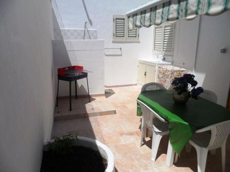Terraço coberto Locação Vivenda 86623 Lido Marini