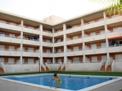 Vista do terra�o Loca��o Apartamentos 100156 Cartagena