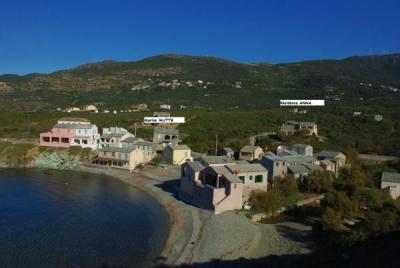 Vista dos arredores Locação Casa de turismo rural/Casa de campo 68607 Centuri