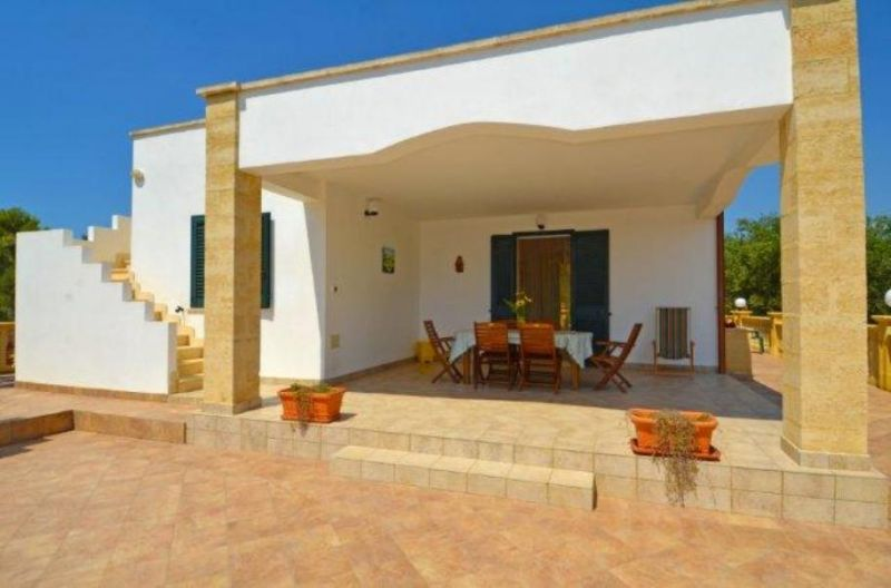 Vista desde do alojamento Locação Vivenda 72212 Pescoluse