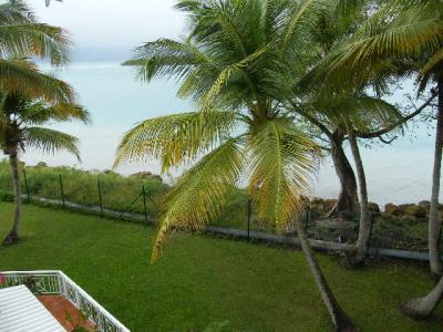 Vista do terra�o Loca��o Est�dio 74945 Gosier (Guadeloupe)