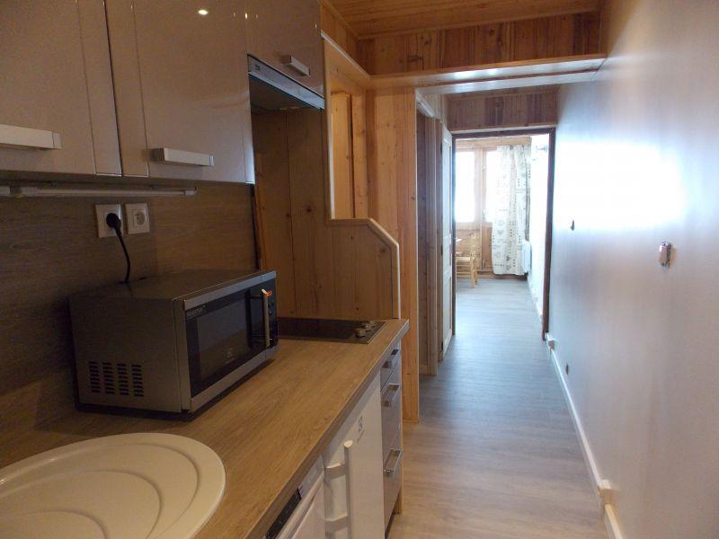 Canto cozinha Locação Estúdio 79769 La Plagne