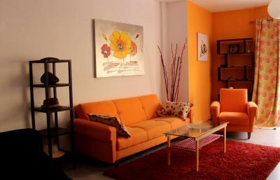 Sala de estar Loca��o Apartamentos 83636 El Medano