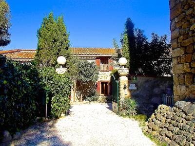 Entrada Loca��o Casa de turismo rural/Casa de campo 83640 Argeles sur Mer