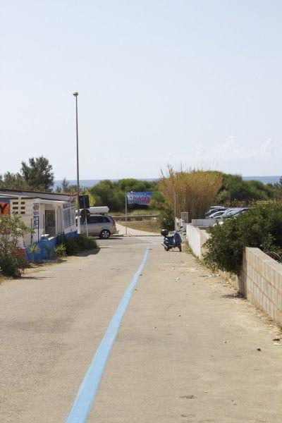 Vista dos arredores Locação Apartamentos 84982 Pescoluse