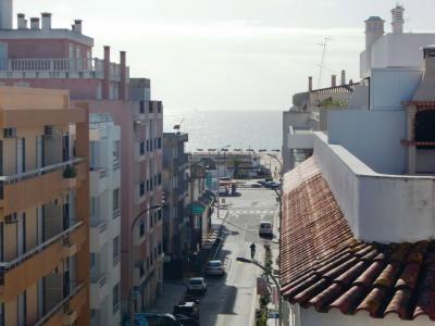 Vista do terra�o Loca��o Apartamentos 94342 Monte Gordo