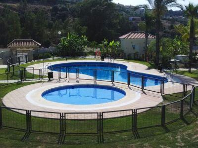 Vista do terra�o Loca��o Apartamentos 95343 Mijas