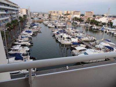 vista da varanda Loca��o Apartamentos 102806 Rosas
