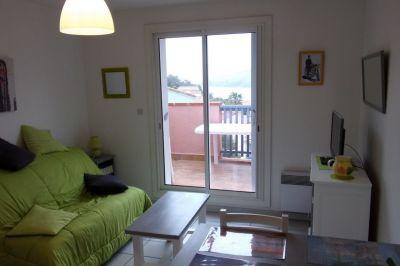 Sala de estar Loca��o Apartamentos 105074 Cerb�re