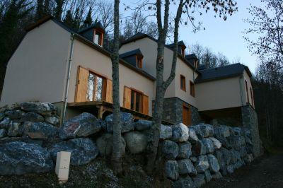 Vista exterior do alojamento Loca��o Casa de turismo rural/Casa de campo 106388 Peyragudes