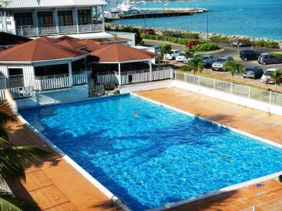 Vista exterior do alojamento Locação Apartamentos 108399 Marigot